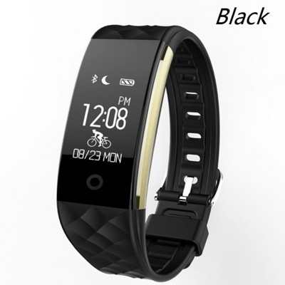Svart, S2 Smart Watch Bracelet, Smartklokke S2, ,  (1 av 1)