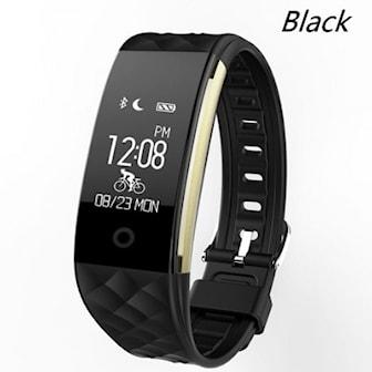 Svart, S2 Smart Watch Bracelet, S2 Aktivitetsarmband, ,