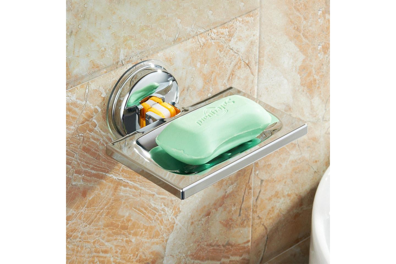 Tvålhållare med stark sugkopp