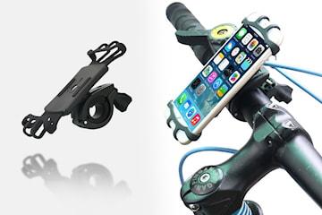 Mobilholder for sykkel