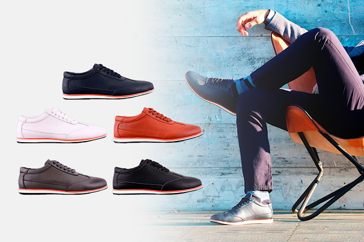 Nielsen & Christensen Zealand sneakers herr