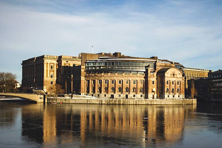 Mordet vid Riksdagshuset med Solve a Mystery