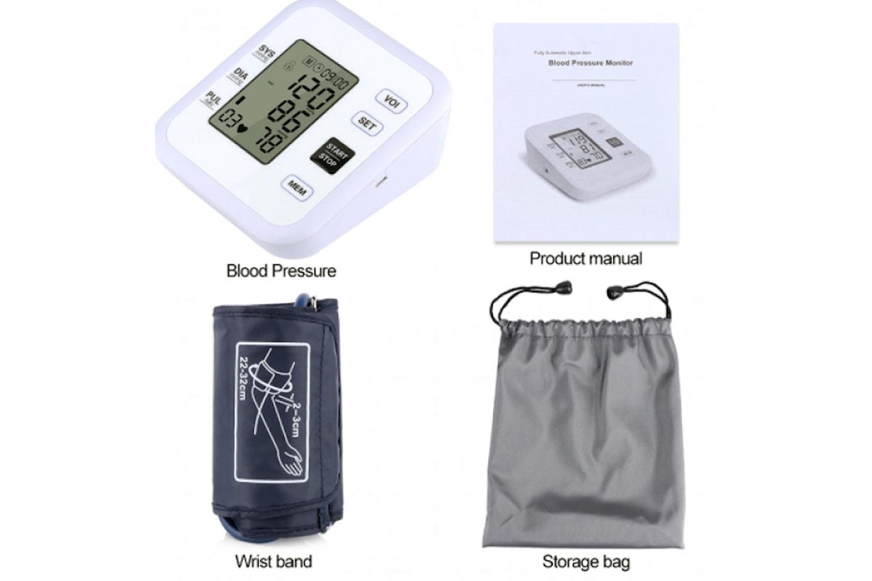 Smart blodpulstrykkmonitor