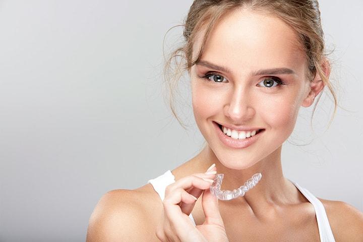 Tandreglering med Invisalign hos Alpha Dental
