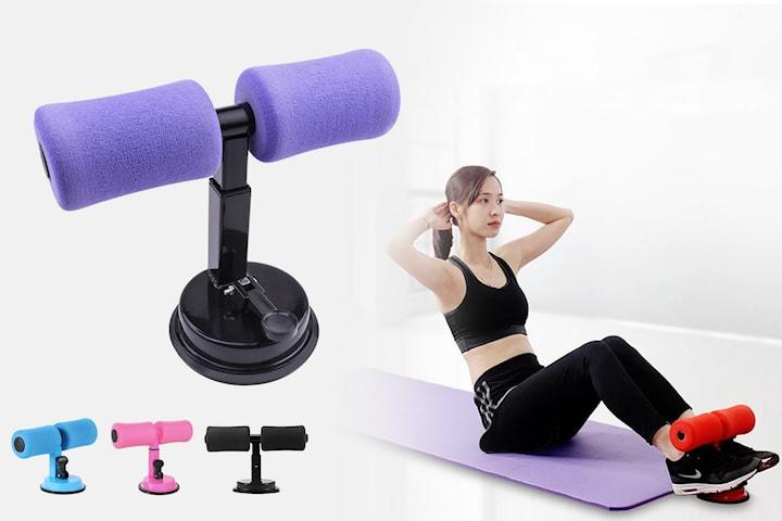 Sit-up-stång för magträning