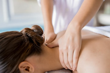 Terapeutisk massage hos Saxins