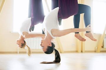 1 eller 5 valfria yogalektioner hos You Yoga