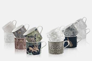 William Morris & Co mugg 2-pack