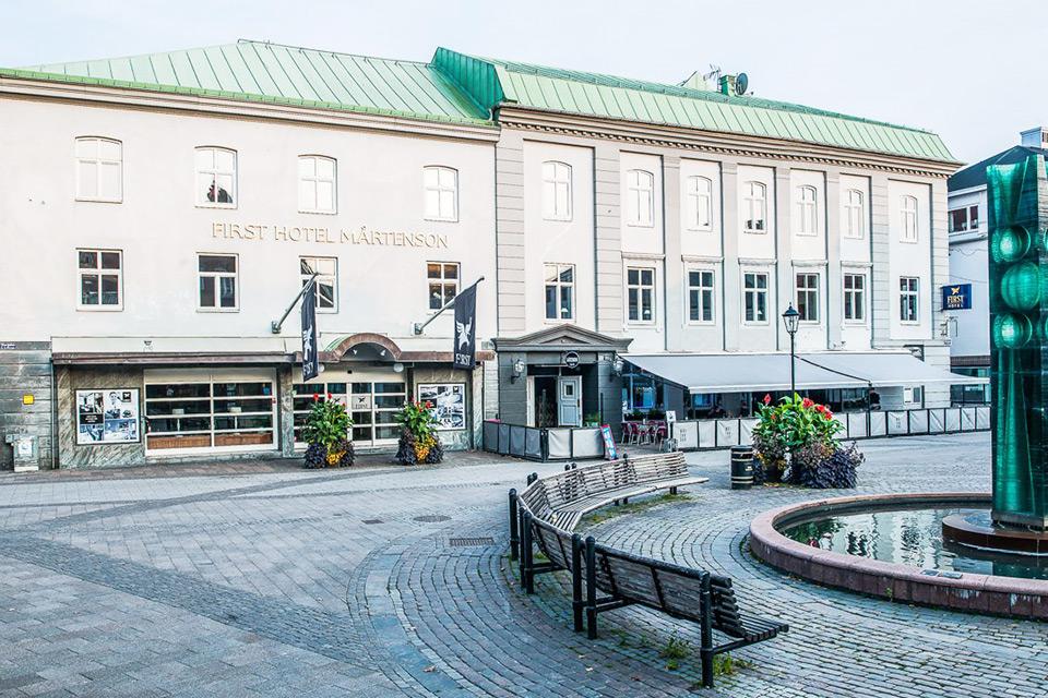 Övernattning för 2 på First Hotel Mårtenson i Halmstad (1 av 8)