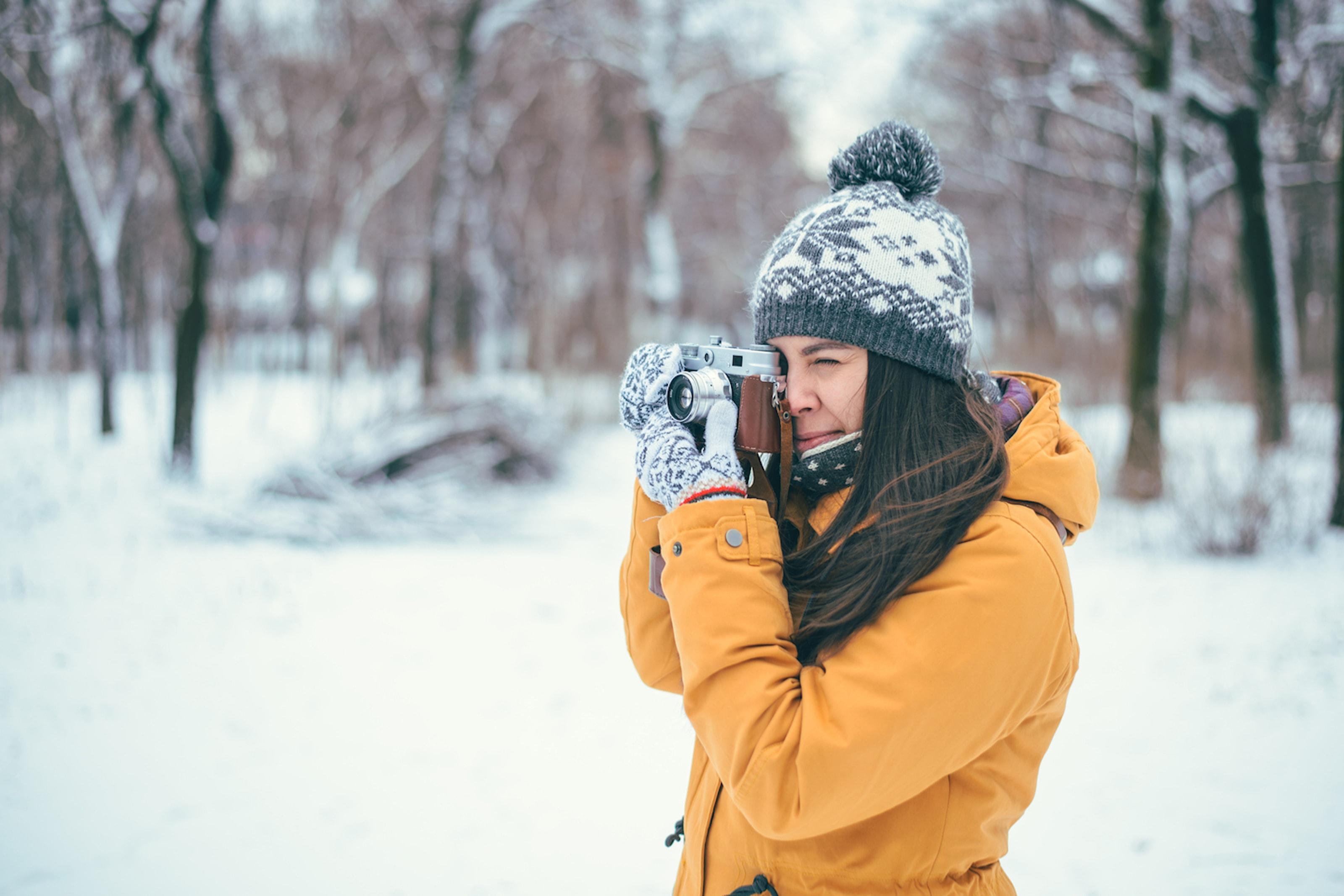 Fotokurs med professionell fotograf