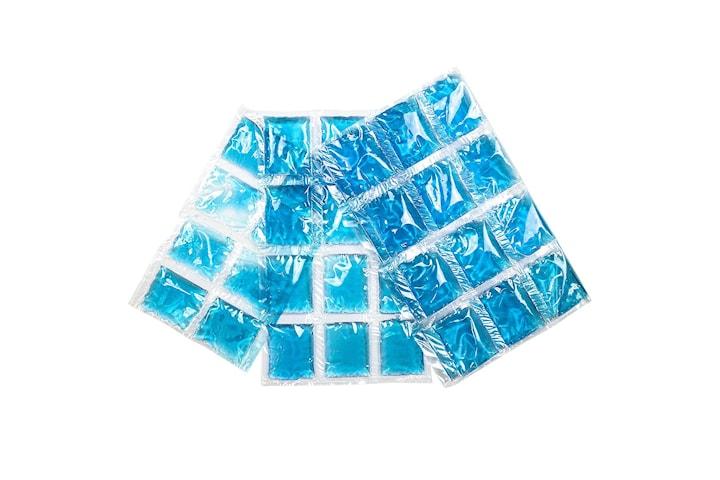 3x Flexibla Ispåsar