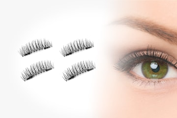 Magnetiska ögonfransar
