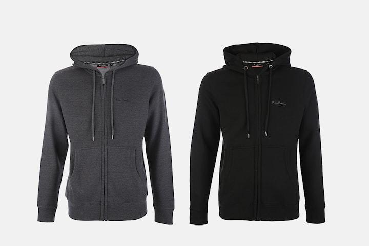 Pierre Cardin hoodie herr