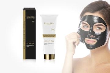 Purifying Black Peel-Off Mask med 24K Gold
