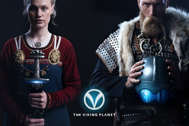 2 for 1 på inngangsbillett til det spektakulære vikingmuseet The Viking Planet