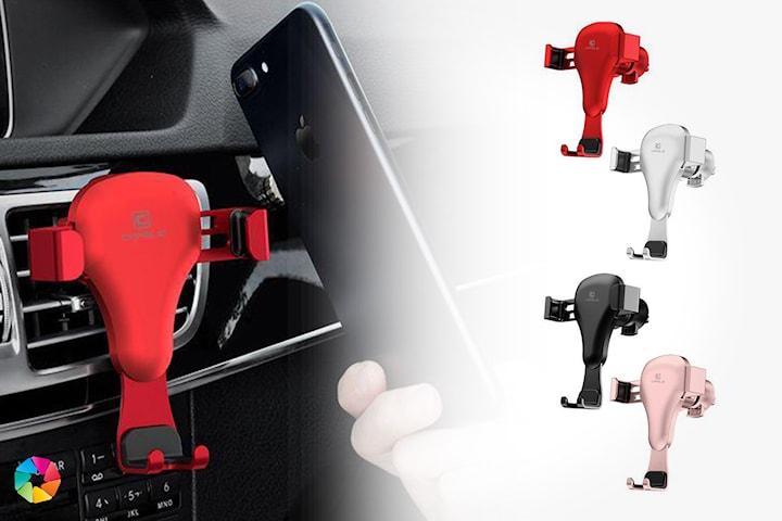 Universal mobilhållare till bilen