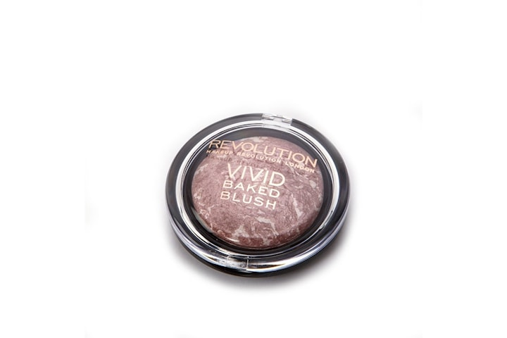 Makeup Revolution Baked Blusher Blush Hard Day