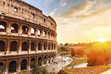 Rom: boende inkl. flyg i juli eller augusti
