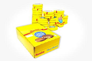 Marabou Choco Moment, 30-pack á 30 g