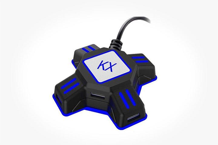 USB-hubb 4 portar