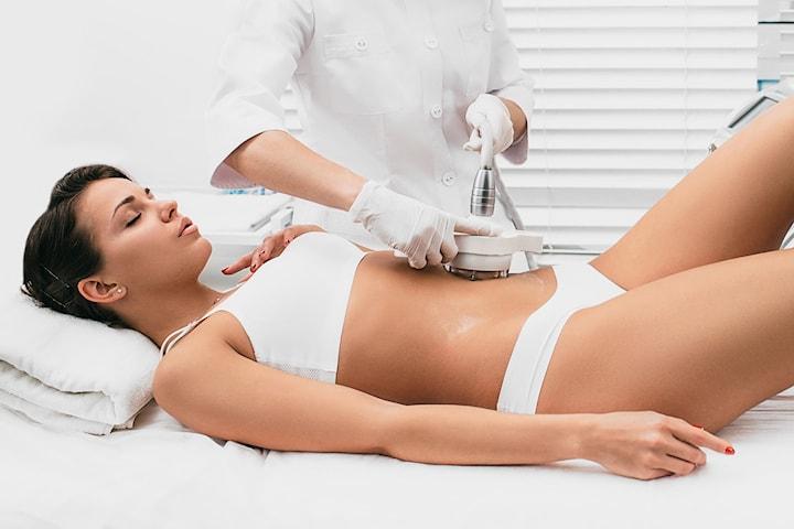 Fettfjerning med ultralyd hos Kosmetisk Lege