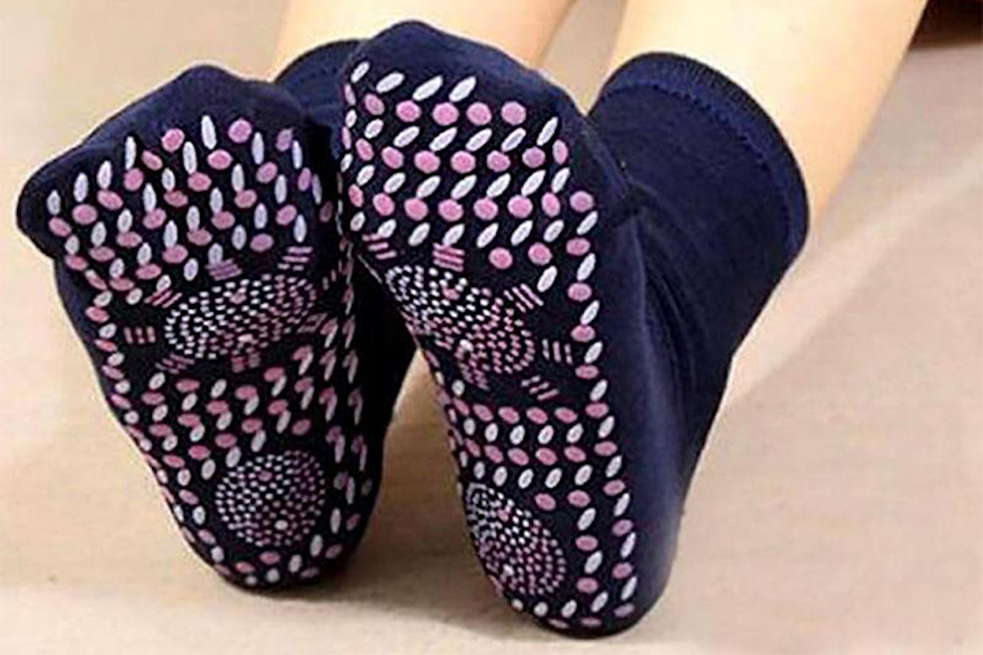 Turmalin-sockor