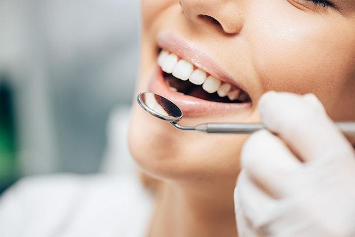 Tandläkarundersökning hos Sthlm Dental, 3 kliniker