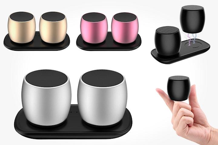 Bluetooth-høyttalere med surround sound