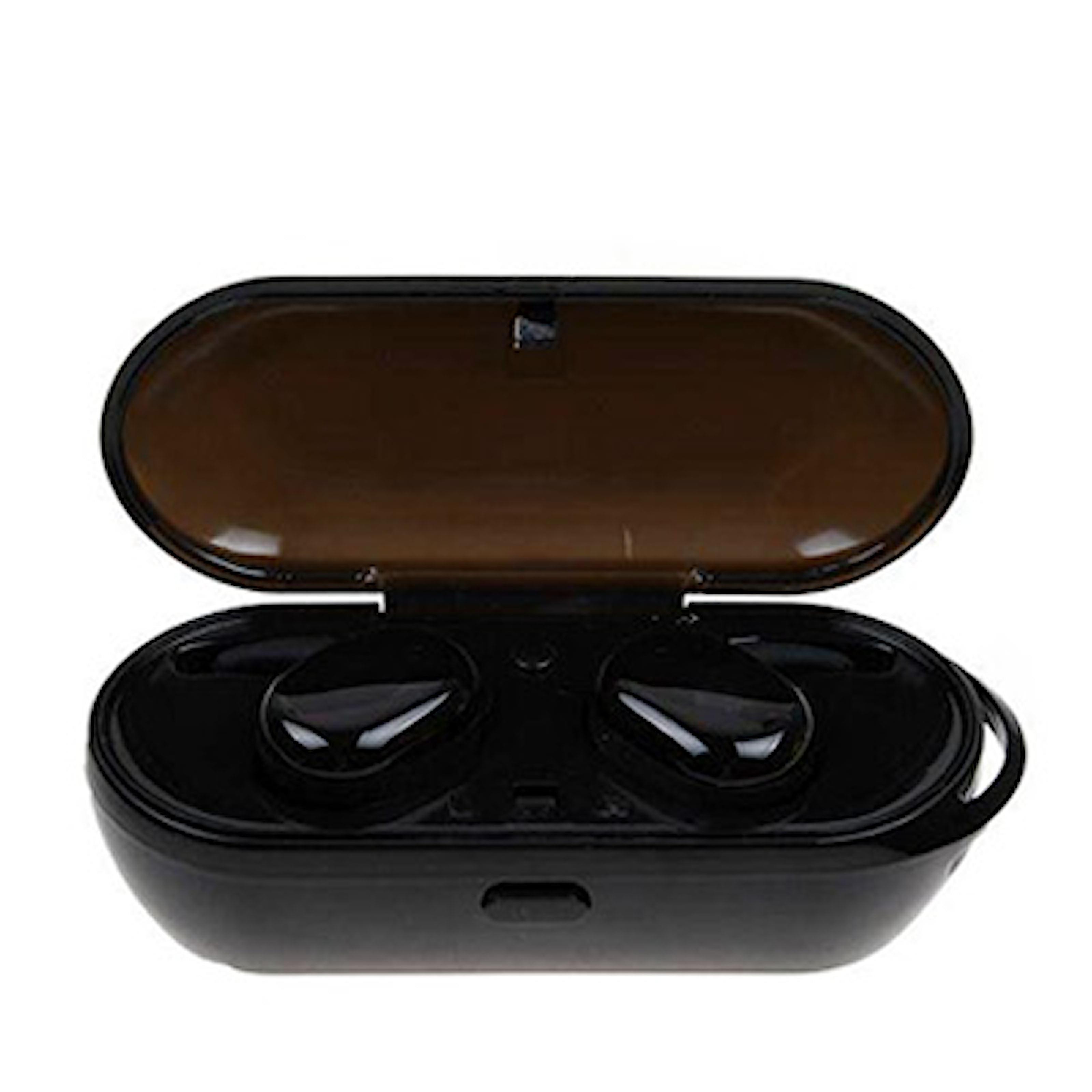 Svart, T2C TWS Wireless Mini Bluetooth Earphone, T2C TWS trådlösa hörlurar, ,