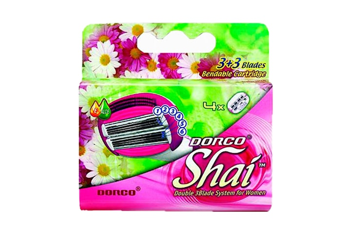 Dorco Shai 4-Pack