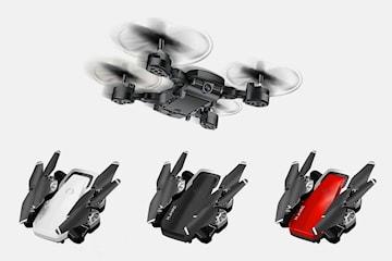 Rå drone med eller uten kamera