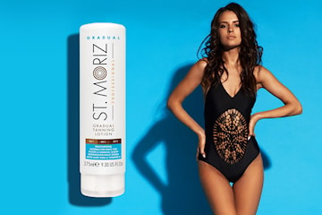St. Moriz Professional Gradual Lotion, 275 ml