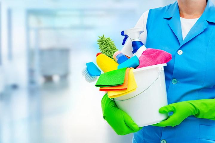 Flyttevask inntil 150 kvm med Viken Rengjøring