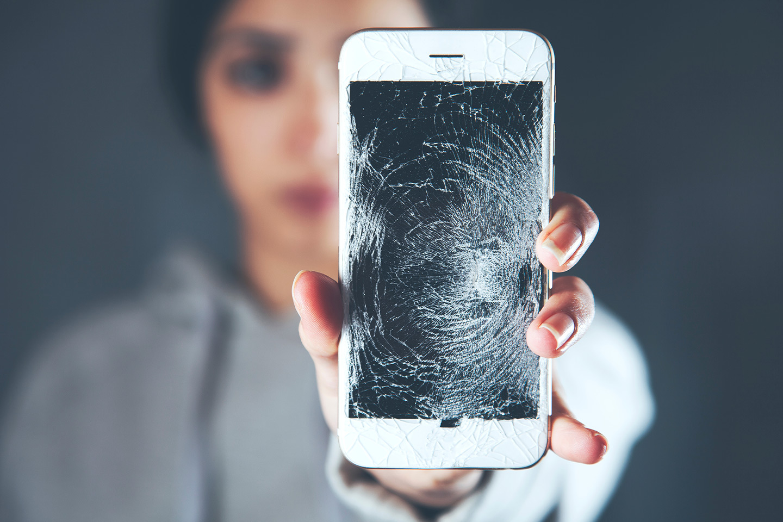 Betal 99 kr og få 65% rabatt på bytte av original iPhone skjerm (1 av 1)