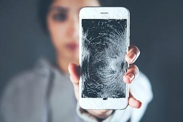 Betal 99 kr og få 65% rabatt på bytte av original iPhone skjerm