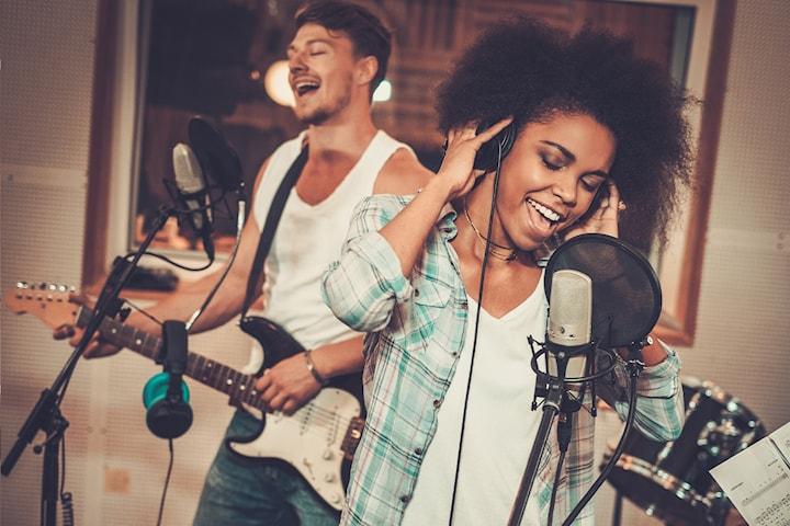 Gavekort på musikkundervisning der du bor