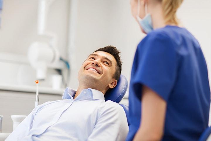 Tandundersökning med upp till 4 röntgenbilder