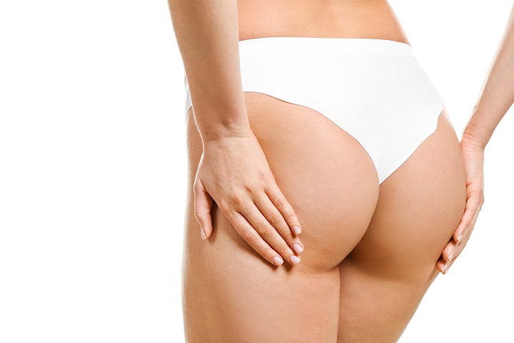 Detoxbehandling mot celluliter med Body wrap eller Pressoterapi