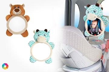 Babyspegel till bilen