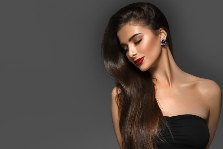 Bio-Nano keratinbehandling av håret hos Prive Hair And Beauty