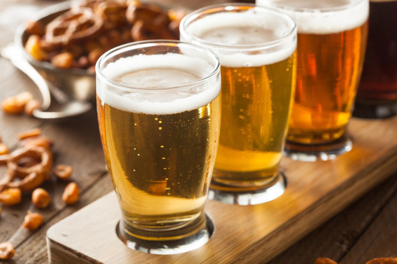 Ölprovning hos Spike Brewery (1 av 5)