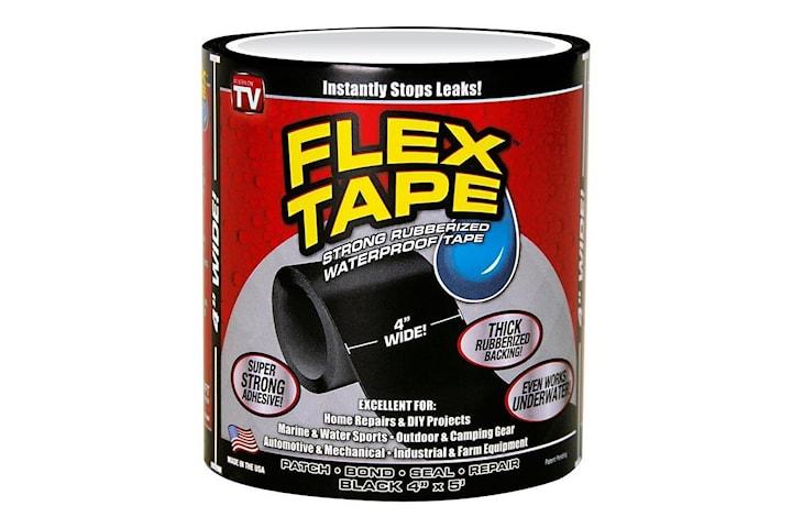 Flex Tape, Superstark vattentät gaffatejp