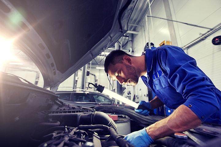 Få full sjekk av bilen med EU-kontroll hos Automester avd. Rud/Bærum