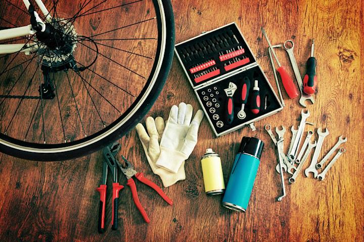 Cykelservice hos Öresunds Cykel
