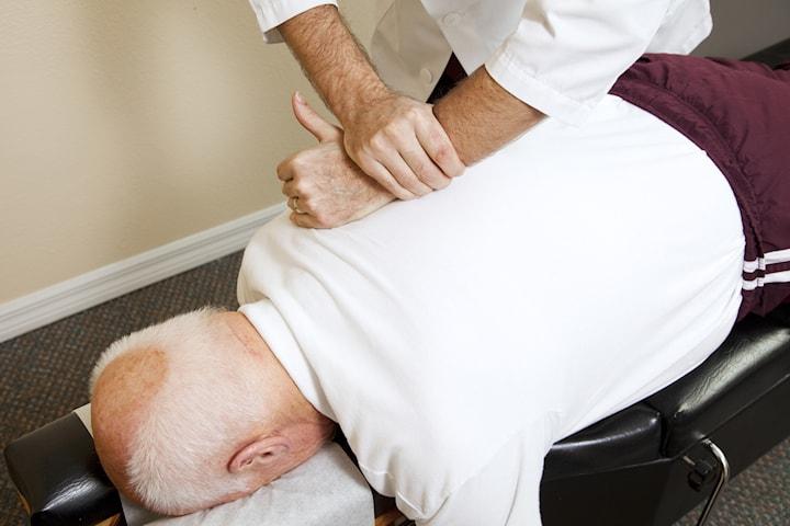 Behandling hos kiropraktor 45 minuter