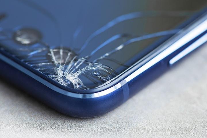 Byte av baksida iPhone