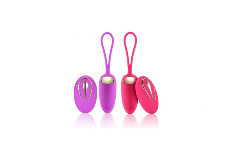 Love Egg-vibrator med fjärrkontroll