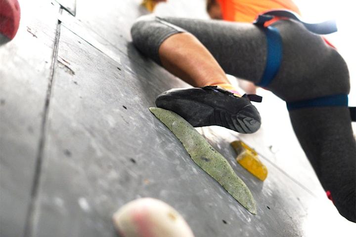 Topprepskurs i klättring