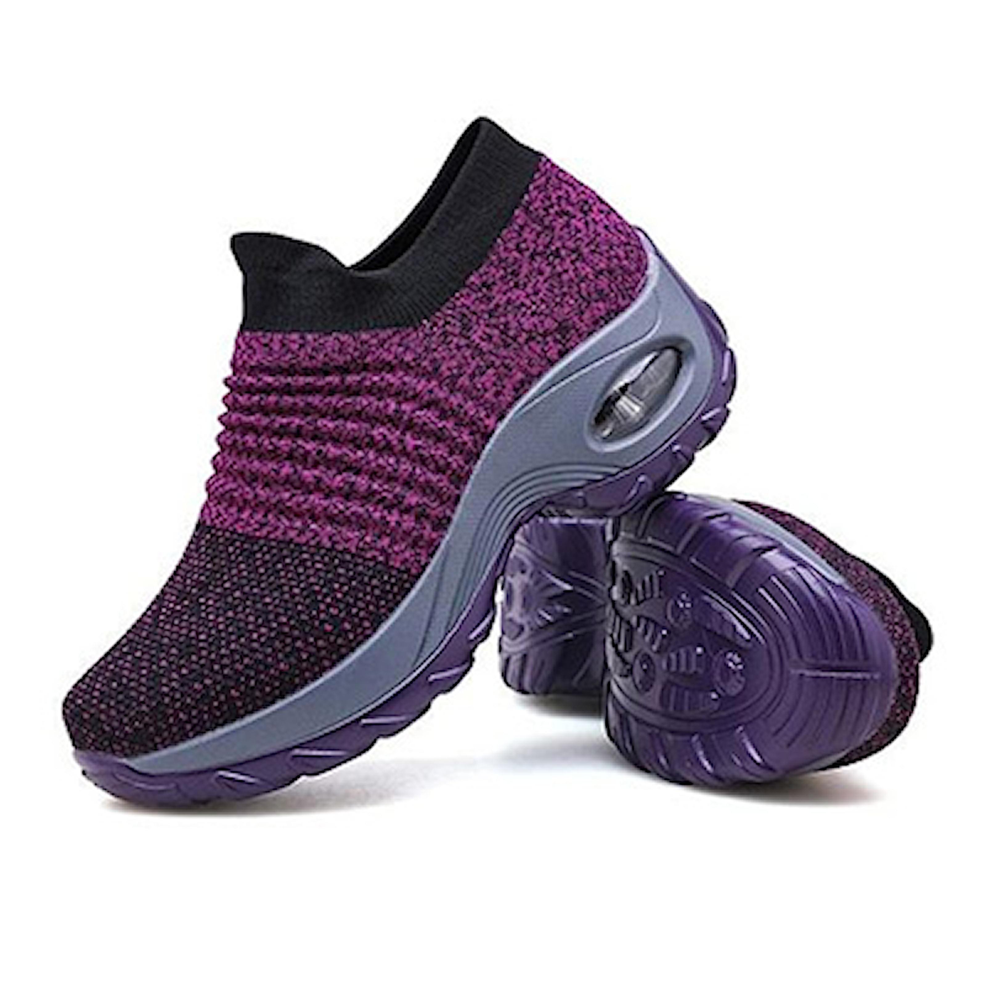 Lilla, 38, Women Breathable Sport Shoes, Treningsko til dame, ,