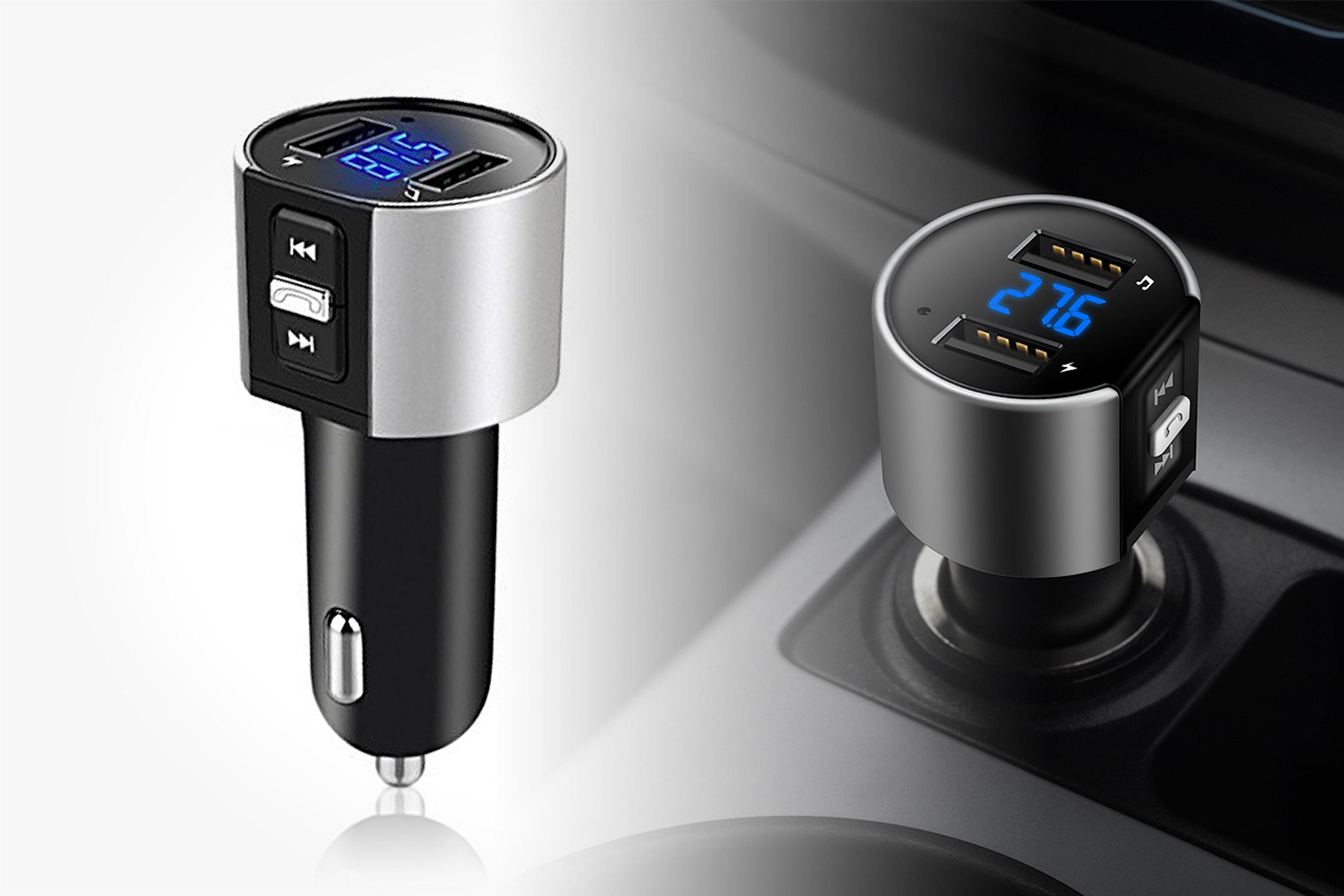 Smart FM-sändare till bilen